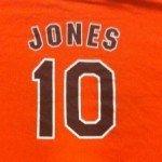 Orioles Extend Contract of Adam Jones Through 2018