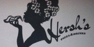 Hersh's Pizza & Drinks: The Italian Newcomer to SoBo