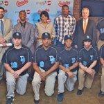 Orioles and Baltimore City Baseball Announce Partnership