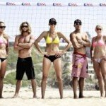 Top Beach Volleyball Team in the World Coming to Rash Field