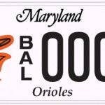 Orioles Announce Cartoon Bird License Plates