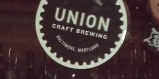 Beer Blog: Union Craft Brewing – Welcome!