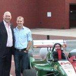 Feature Video: Local Driver Patryk Tararuj Debuts in Baltimore Grand Prix