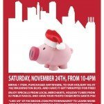 Nov. 24- Pigtown Hosts Small Business Saturday