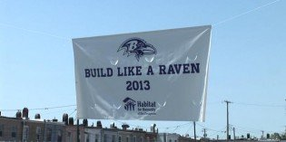 Feature Video: Habitat and the Ravens Break Ground in Pigtown