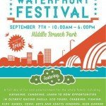 Middle Branch Waterfront Festival on Saturday, September 7th