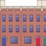 Townhomes Proposed for 1500 South Charles St.