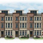 Beazer Launches Key's Overlook, 53 New Townhomes in Locust Point
