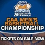 CAA Basketball Tournament Bracket Announced