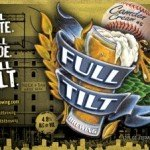 FULL TILT BREWING to Release Camden Cream on March 8th