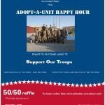 Happy Hour to Support Our Troops this Friday at MaGerks