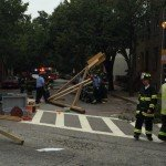 A Rowhouse Collapses in Ridgely's Delight
