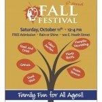 Thomas Johnson Elementary/Middle School Fall Festival on October 11th