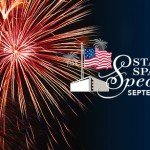 Star-Spangled Spectacular Events:  September 14th