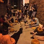 Photos from a South Baltimore Pumpkin Carving Party