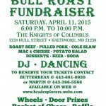 Baltimore Police Southern District Explorers Bull Roast on April 11th