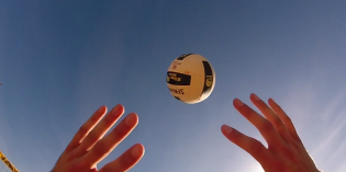 Awesome Time Lapse Video of Baltimore Beach Volleyball at Rash Field