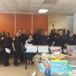 Local Residents Team up to Deliver Pizzas, Drinks and Snacks to Area First Responders