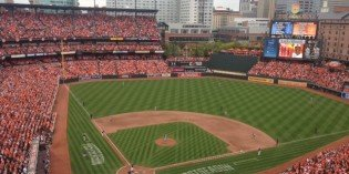 Orioles and Maryland Stadium Authority Agree to Two-Year Lease Extension at Oriole Park at Camden Yards