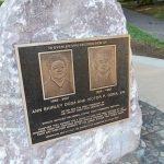 New Memorial at Latrobe Park for Shirley and Victor Doda, Sr.
