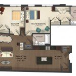 Rental Spotlight: Two-Bedroom Corner Unit at 1201 South Charles