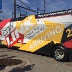 Work Begins on New Dedicated Bus Lanes Downtown