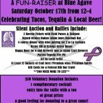Fun-Raiser for Cystic Fibrosis This Saturday at Blue Agave
