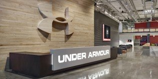 A Look at Under Armour's New 170,000 Sq. Ft. Office Building at Port Covington