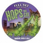 "FULL TILT BREWING Announces ""HOPS THE CAT – IPA"" Beer Release Benefitting BARCS"