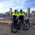 South Baltimore Neighborhoods and Businesses Team Up to Fund Bikes for Auxiliary Police
