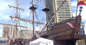 Sail Baltimore Announces Lineup of Tall Ships Visiting the Inner Harbor in 2016