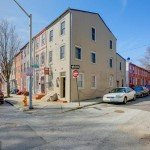 Tuesdays Under 250: Three-Bedroom Renovated Rowhome in Hollins Market