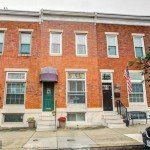Rental Spotlight: Two-Bedroom Rowhome in Locust Point with Antique Finishes