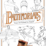 Riverside's Brandon Nicklas Creates Coloring Book Honoring Baltimore