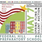 Federal Hill Preps PTO's Spring Fling and Silent Auction This Saturday