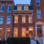 Million Dollar Monday: Historic Rowhouse Across from Federal Hill Park