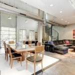 Million Dollar Monday: Loft-Style Rowhome with 5-Car Parking by Camden Yards