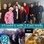 Join Us for a South Baltimore Street Cleanup (TrashFit) on Saturday with 2 East Wells