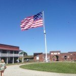 National Aquarium's Field Day and Cleanup at Fort McHenry on September 28th