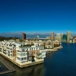 Million Dollar Monday: 9,000 sq. ft. Townhome on Top of the Inner Harbor in Federal Hill