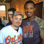 The Local Fry Battles Orioles' Adam Jones in Cooking Competition