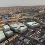 Caves Valley Proposing Fourth Office Building and 840-Space Garage at Stadium Square