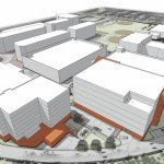 Hotel and Office Building Proposed for McHenry Row in Locust Point