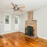 Tuesdays Under 250: Rowhome on Randall with Original Details and a Jacuzzi Tub
