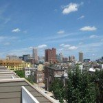 Rental Spotlight: 2,400 Sq. Ft. Townhome with a Hot Tub and Garage in Federal Hill