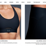 Under Armour Releases First Products Manufactured in South Baltimore