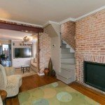 Tuesdays Under 250: Historic Rowhome with Outdoor Spaces Near Federal Hill Park