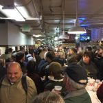 Large Crowd Gathers at Rally for Cross Street Market Merchants