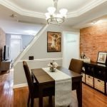 Tuesdays Under 250: Renovated Two-Bedroom Rowhome in South Baltimore with a Rooftop Deck