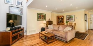 Million Dollar Monday: Park-Front Townhome in Otterbein with a Garage and Hot Tub